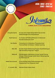 View Vol. 14 No. 2 (2014)