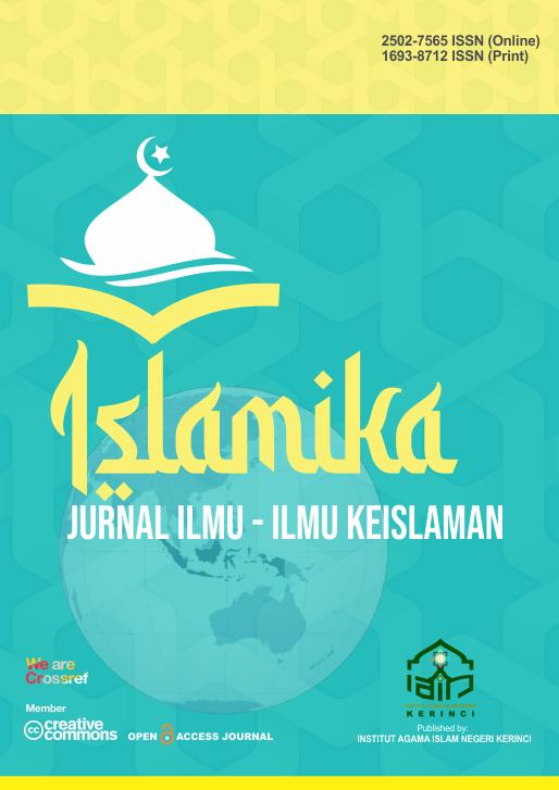 Cover Islamika
